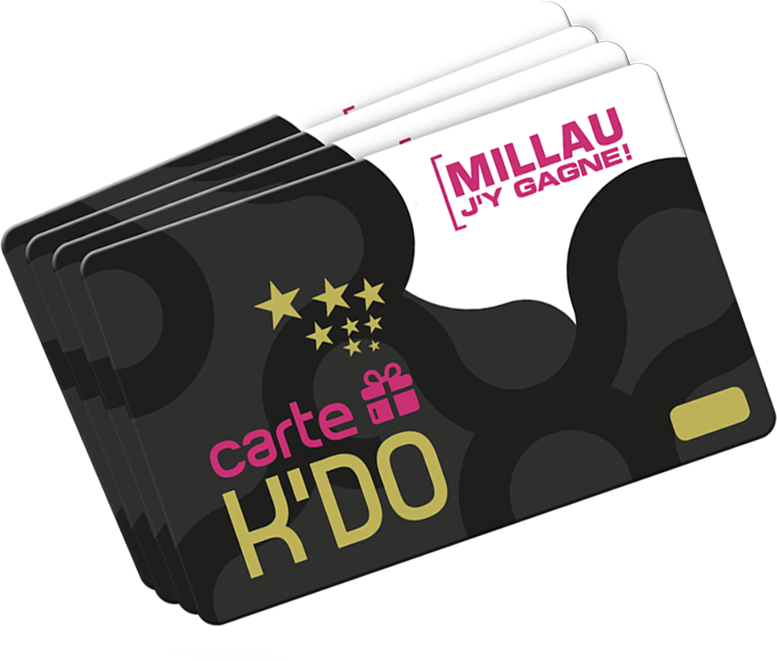 Carte K'DO CCI Millau